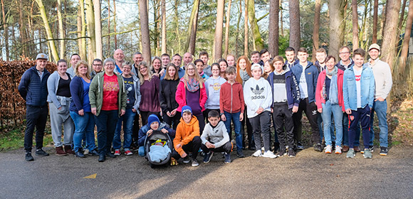 Center Parcs 2018 in De Kempervennen